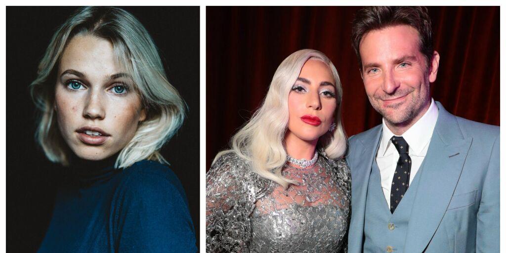 image: Norske Thea (22) slår Bradley Cooper og Lady Gaga