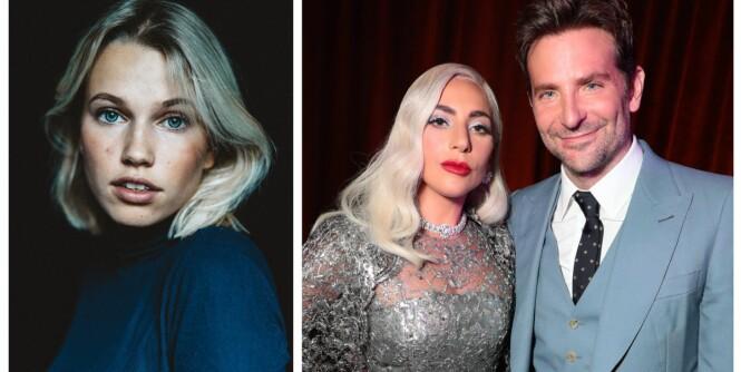 Norske Thea (22) slår Bradley Cooper og Lady Gaga