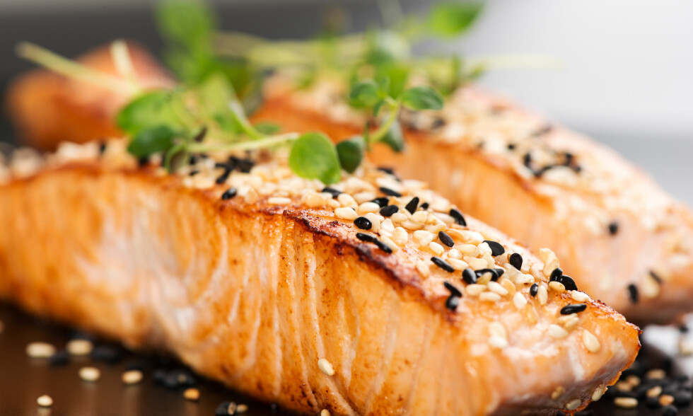 Miljøgifter: Fiskefôret bør renses, slik at det blir mindre miljøgifter i maten vår. Foto: NTB scanpix