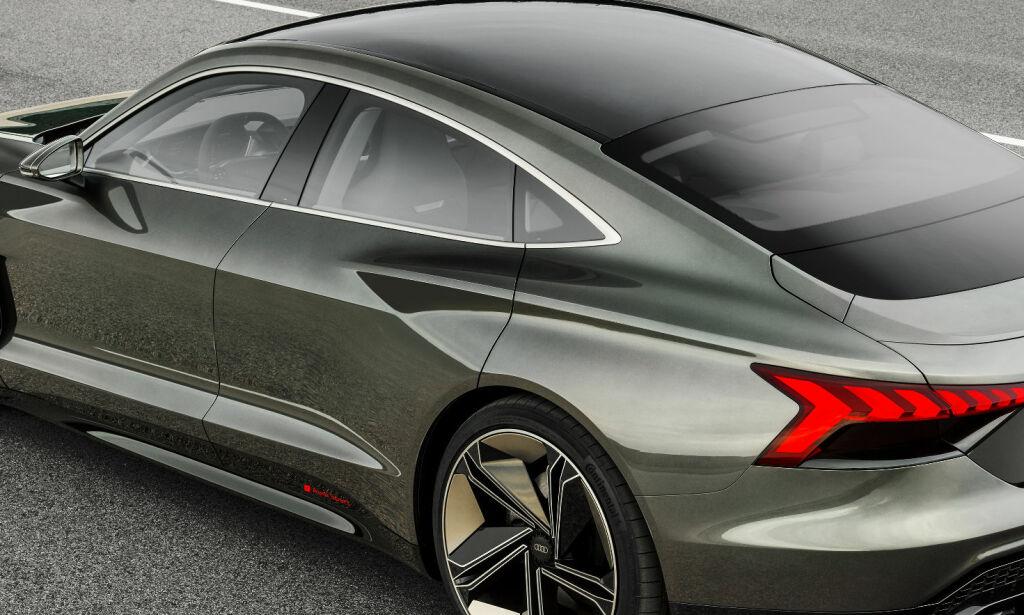 image: Hils på Audis frekkeste elbil