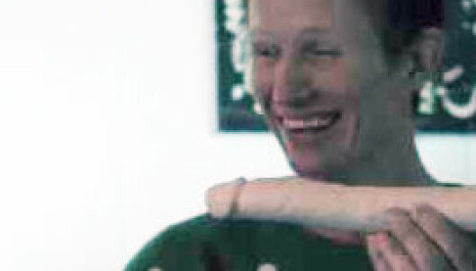 Det beste med Frank Løkes nye låt er at han ikke synger sjøl
