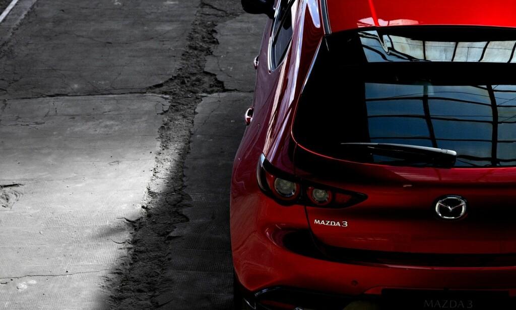 KOMMER: Dn helt nye generasjonen Mazda3 har mye spennende å by på. Foto: Mazda