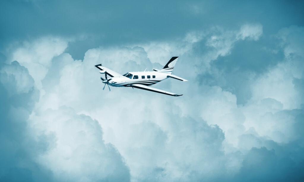 LANGTUR: Et fly av denne typen fikk en litt lengre tur enn planlagt i Australia tidligere denne måneden. Piloten sovnet etter å ha slått på autopiloten, og passerte landingsstedet med god margin før han våknet. Illustrasjonsfoto: Shutterstock / NTB Scanpix