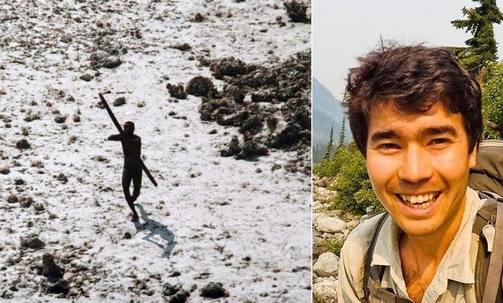DREPT: Den 27 år gamle amerikaneren John Allen Chau ble drept på øya North Sentinel i forrige uke. Foto: NTB Scanpix