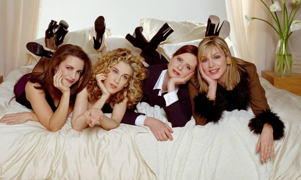 EN AV TIDENES MEST POPULÆRE: «Sex og Singelliv» ble en braksuksess etter at startskuddet gikk i 1998. FOTO: HBO
