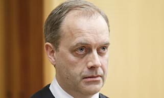 PST-KANDIDAT: Jan Fredrik Eyolf Glent kan bli ny PST-sjef. Foto: Heiko Junge / NTB scanpix