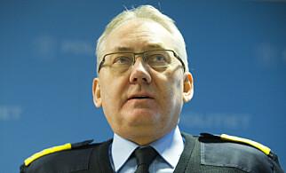 UTENLANDS: Tidligere politidirektør Odd Reidar Humlegård reiser trolig utenlands for en internasjonal politijobb. Terje Pedersen / NTB scanpix