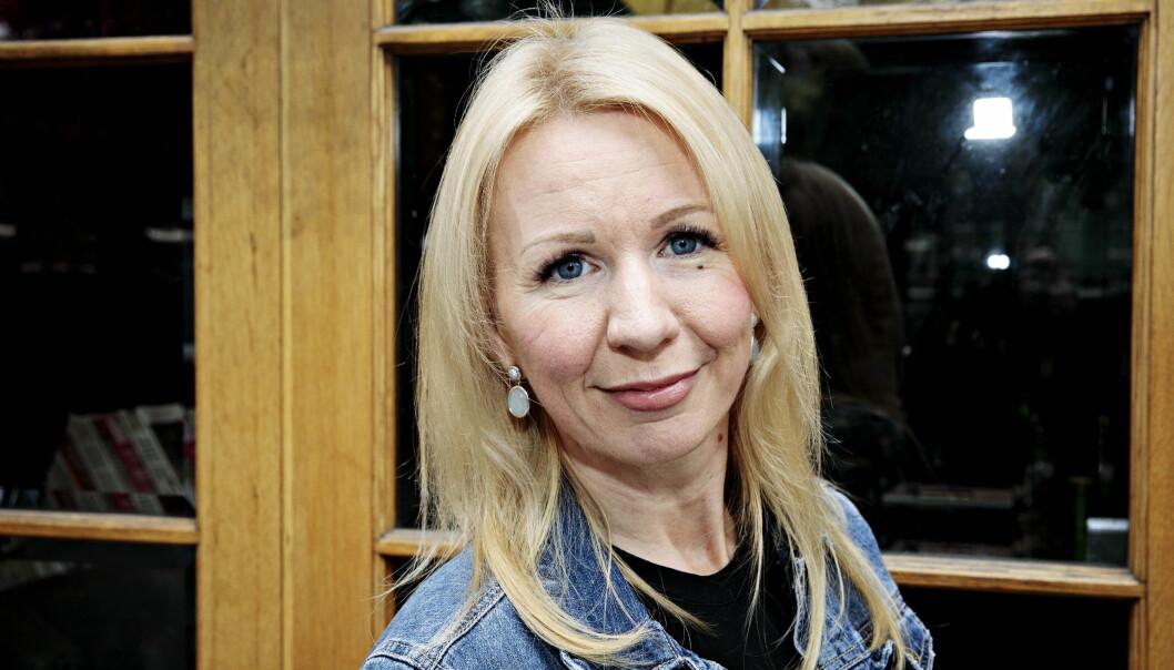 GIR SEG: Anne Brith Davidsen blir ikke å se i den neste sesongen av «Bloggerne». Det blir derimot reality-profil Martine Lunde. Foto: Nina Hansen/ Dagbladet