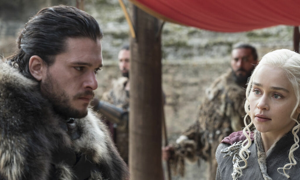 image: Ekstrem sikkerhet rundt «Game of Thrones»: -Alt er infiltrert