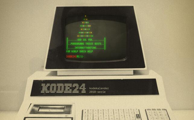 image: Fikk du prøvd kodekalenderen?