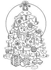 SKRAPESYK: I Flax-kalenderen gjelder det å skrape frem like symboler. Akk ja, godt jula varer helt til påske. FOTO: NTB Scanpix