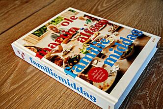 <strong>NY BOK:</strong> I sin nye bok vil Alfsen vise småbarnsforeldre veien til mindre stress og mer matglede.