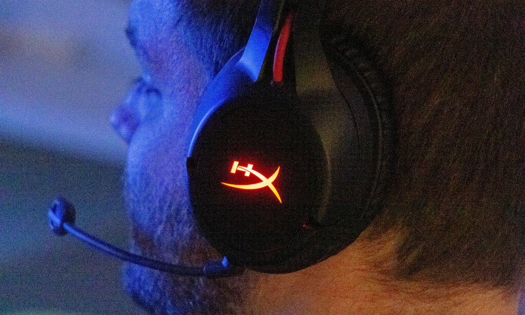 HyperX viser at belysningen ikke trenger å være prangende. Foto: Pål Joakim Pollen.