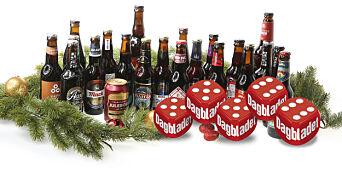 image: Stor test av juleøl på polet: - Mmm... kan jeg få mer?