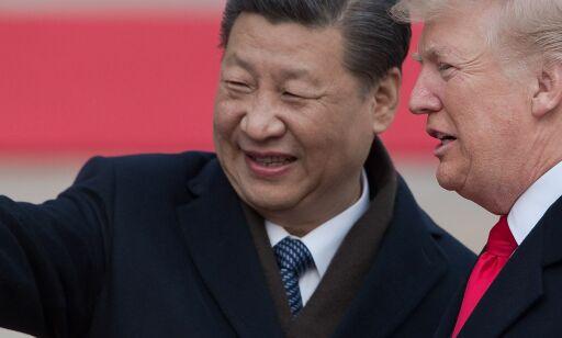 image: Når det kommer til stykket, gjør Xi Jinping som han vil