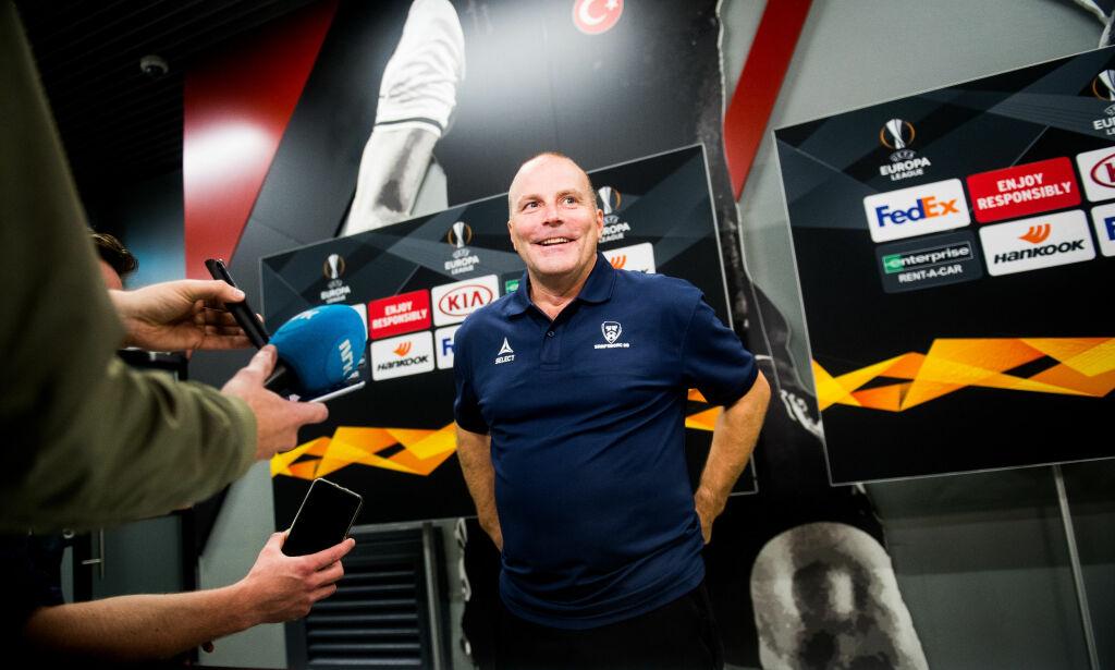 image: Rosenborg er dumme om de ikke snakker med Geir Bakke