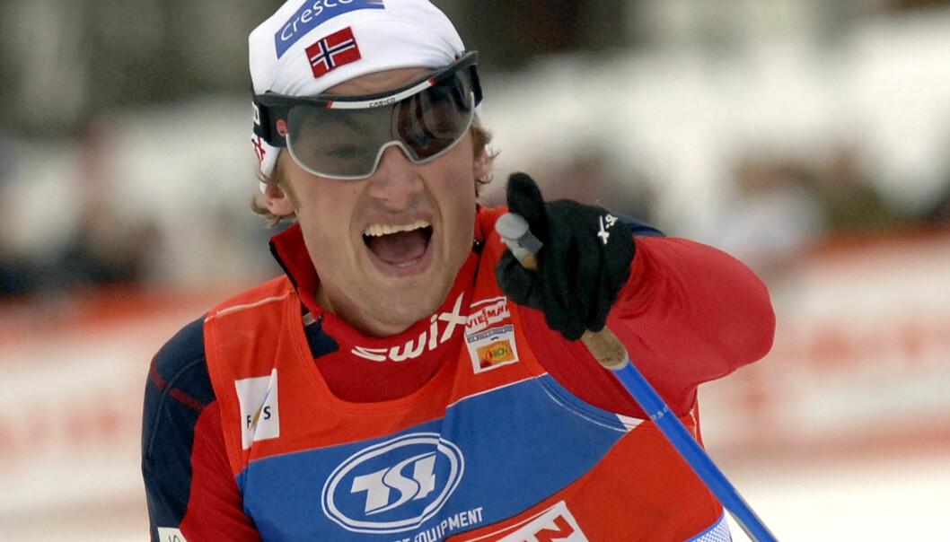 DEN VIKTIGSTE: Ingen har forandret skisporten som Petter Northug helt fra gjennombruddet i 2006. I dag er det slutt med pressekonferanse i Trondheim. FOTO:AP/Patrick Gardin.