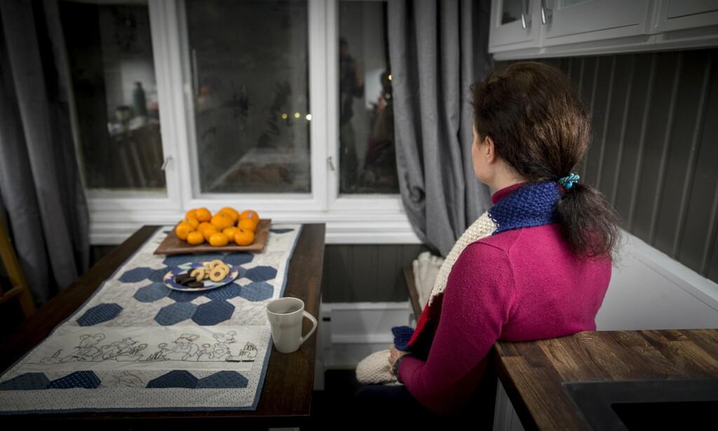 NEKTER SKYLD: Den 47-årige kvinnen nekter straffskyld, og mener seg forfulgt av politi og påtalemyndighet. Foto: John T. Pedersen / Dagbladet