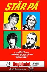 NUMMER FEM: «Stå på» var tittelen på den femte og siste sommerkassetten, med enda flere nye sanger av og med Ole Paus.