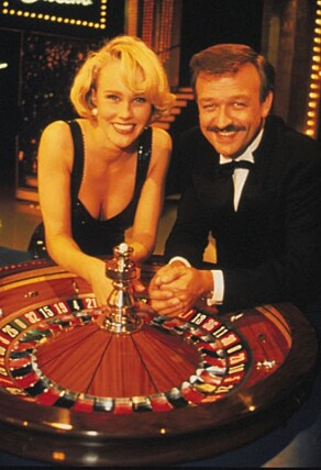 DA: «Casino» ble regnet som det første, norske suksessprogrammet som ble sendt utenfor NRK. Foto: TVNorge