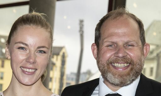 image: Truls Svendsen og kjæresten venter sitt første barn