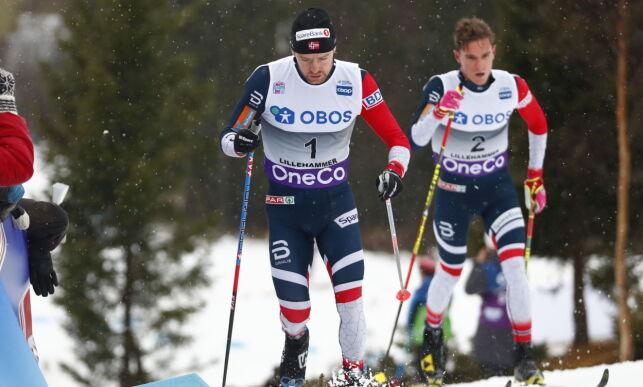 image: Tønseth og Røthe vant med handikap: - Det kokte i topplokket