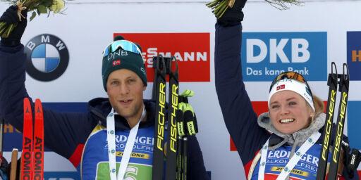 image: Birkeland og Brun-Lie vant i Slovenia
