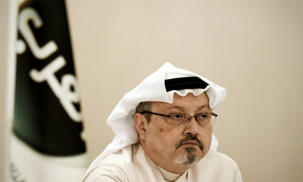 NYE SPOR: Journalist Jamal Khashoggi ble drept 2. oktober i år. WhatsApp-meldinger CNN har fått ekslusivt fra aktivisten Omar Abdulaziz vekker oppsikt. Foto: Mohammed Al-Shaikh / AFP