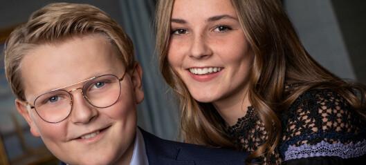 - Mette-Marit og Haakon er garantert stolte