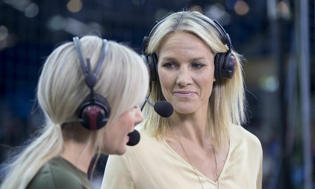 HÅNDBALLPROFIL: Tidligere landslagskaptein og TV2s ekspert Gro Hammerseng-Edin delte nylig sine tanker om for stor belastning på håndballspillerne. Foto: Vidar Ruud / NTB scanpix