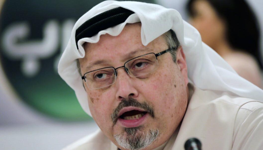 DREPT: Jamal Khashoggi var spaltist Washington Post da han ble drept. Foto: AP Photo/Hasan Jamali, File