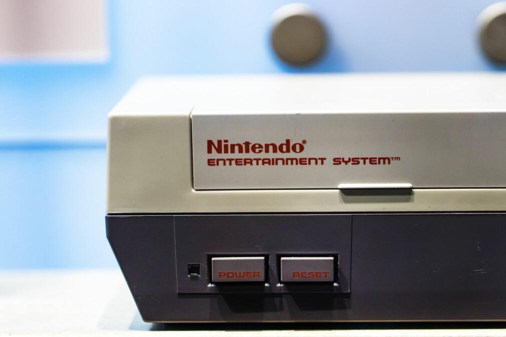 Vårt nye favoritt CSS-rammeverk er inspirert av grafikkken fra Nintendo Entertainment System (NES). 📸: Unsplash