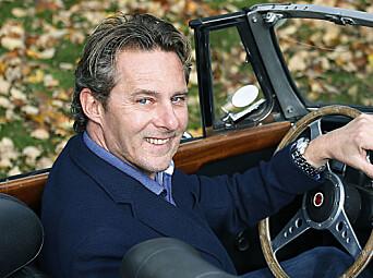 Espen Stensrud er juryleder, ansvarlig redaktør i Dagbladet bil, Dinside.no og Autofil. Foto: Dagbladet