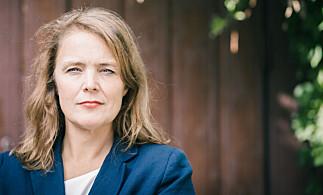 Fungerende generalsekretær i Actis, Pernille Huseby. Foto: Actis