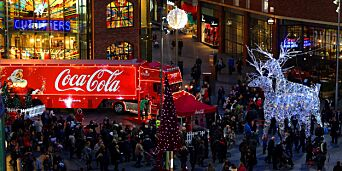 image: Proteststorm mot jule-Cola: - Traileren er uhyre populær