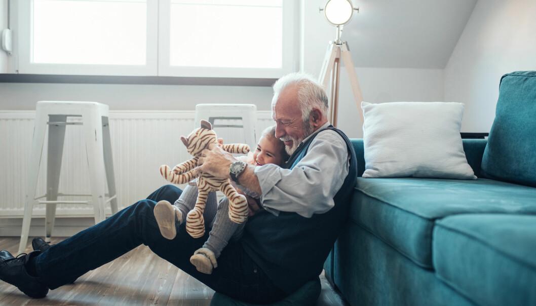 <strong>FORVENTET:</strong> Det er ingen menneskerett å få barn eller barnebarn, men forventningene er der. Foto: Shutterstock