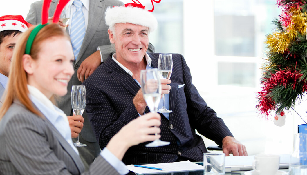 <strong>TÅLER MER:</strong> Kvinner tåler alkohol dårligere enn menn, selv om de veier det samme. Foto: Shutterstock