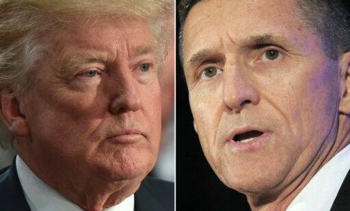 image: Trumps tidligere rådgiver sier seg skyldig i å ha løyet om sin Russland-kontakt
