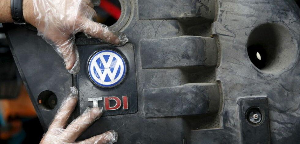 image: Dieselens dager er talte hos Volkswagen