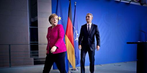 image: Auf Wiedersehen Angela Merkel
