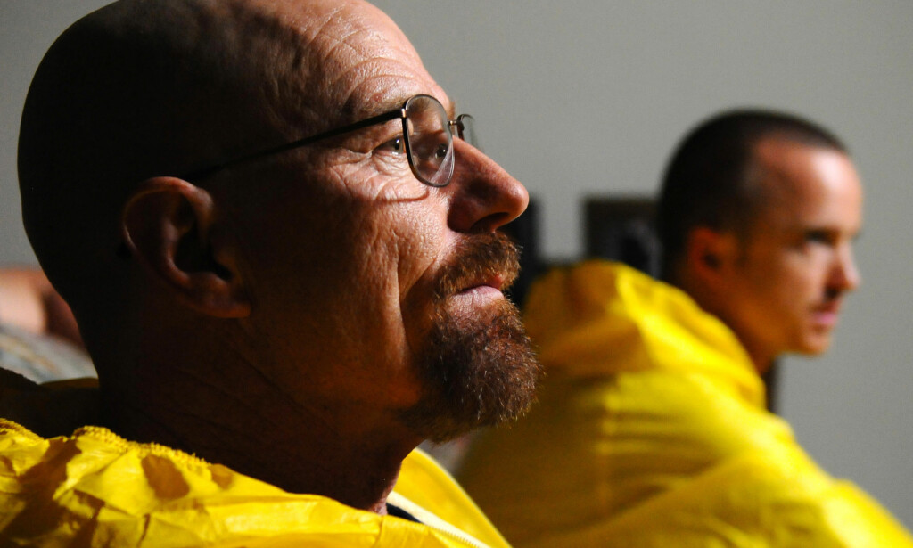 BREAKING BAD: Bryan Cranston i rollen som Walter White i den kritikerroste tv-serien. Foto: AMC / Everett Collection