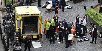 image: Færre angrep, men farlig å tro at terrortrusselen er mindre
