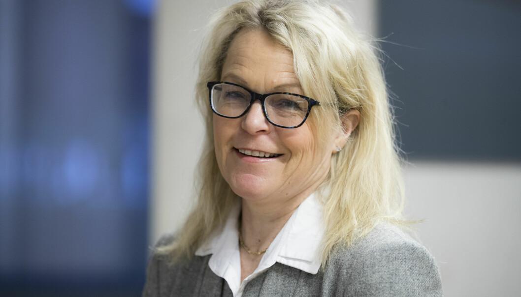 Eldre- og folkehelseminister Åse Michaelsen. Foto: NTB Scanpix