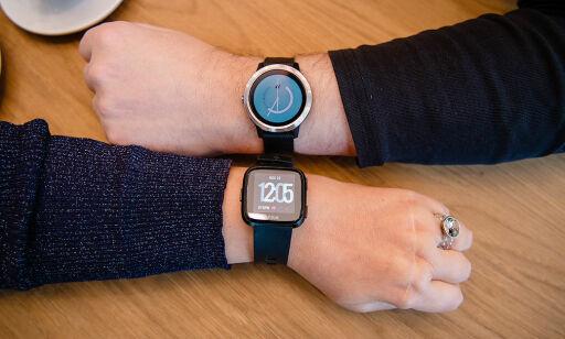 image: Nå kan DNB-kunder betale med klokka