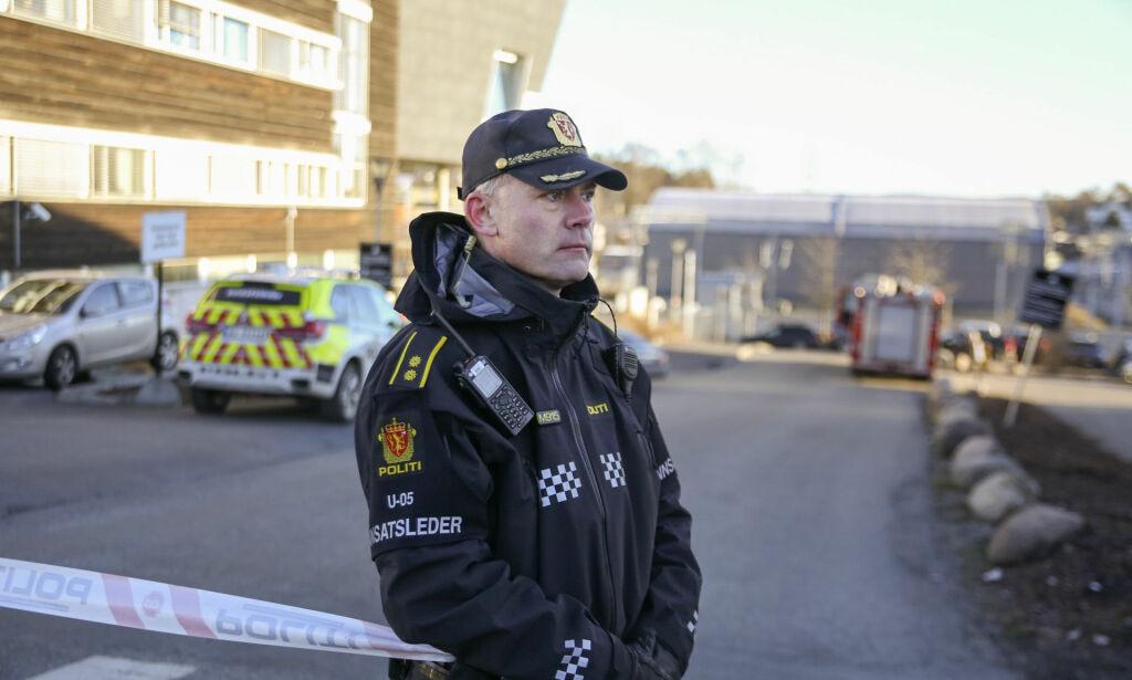 image: Bombe til politiet var IED: - Kan i utgangspunktet inneholde hva som helst