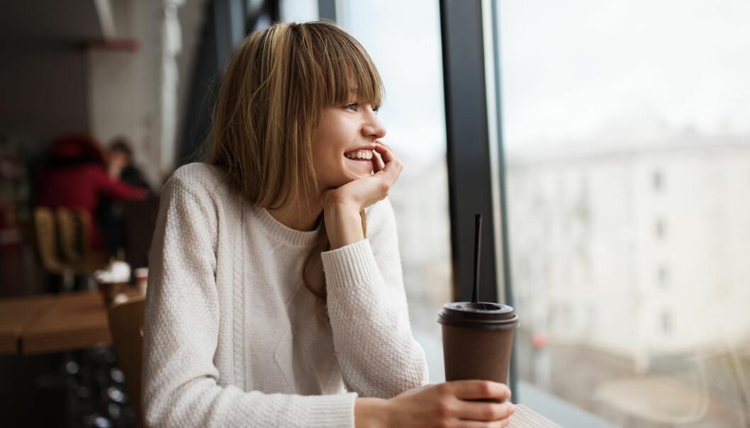 Er noen mennesker født lykkeligere enn andre?
