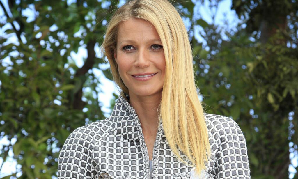 KRITISERES - IGJEN: Nok en gang får Gwyneth Paltrow kritikk fra fansen. Denne gangen hevder hun nærmest å ha oppfunnet yoga. Foto: NTB scanpix