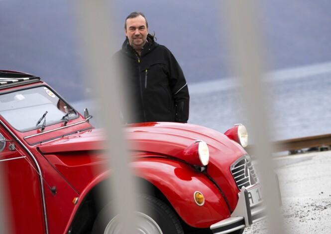 <strong>INTELLIGENT:</strong> 2CV har blitt kalt den mest originale bilen siden Ford Model T. Foto: Paal Kvamme