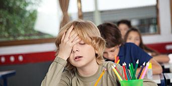 image: Folkehelseinstituttet: ADHD-diagnose dårlig begrunnet hos halvparten