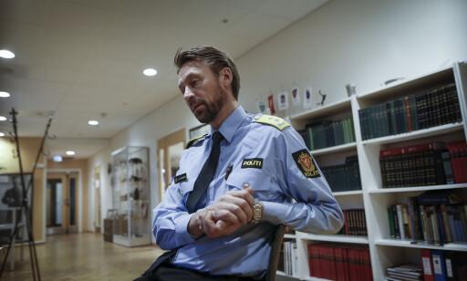 - BETYDELIG SKADE: Politimester Jon Steven Hasseldal sa til Dagbladet i går at bomba ville gjort betydelig skade om den hadde detonert. Foto: Anita Arntzen / Dagbladet